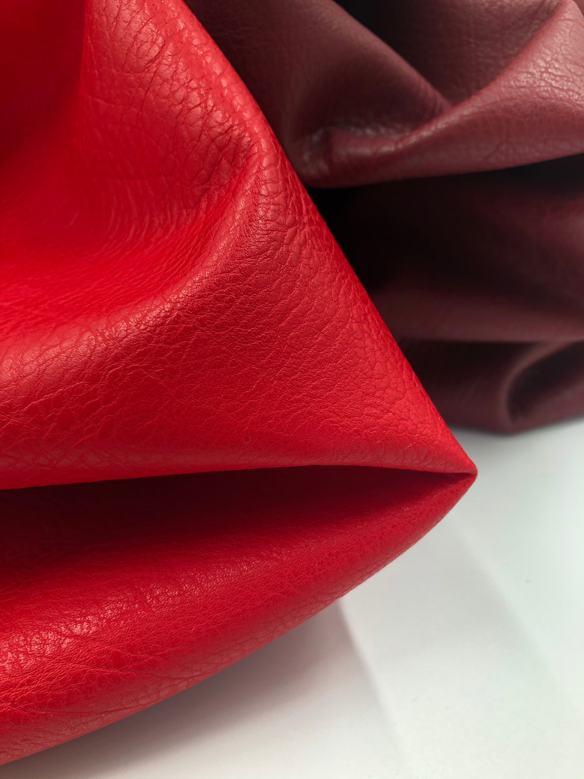 Sewing with Vegan Leather