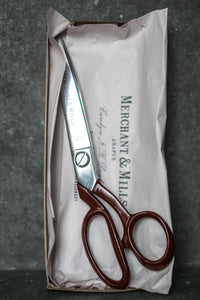 "Red Extra Sharp 10"" Scissors - Merchant & Mills"