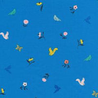 Frolic - Wildflower - Cassidy Demkov - Sateen - Cloud 9 Fabrics