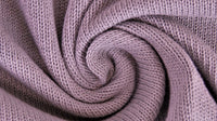 European Cotton Sweater Knit - Oeko-Tex® - Old Rose