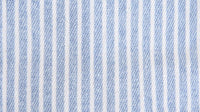 Striped Stretch Washed Denim - European Import - Light Jeans Blue 6