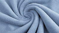 Bamboo Velvet Towel - European Import - Oeko-Tex® - Jeans Blue