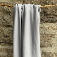 Bamboo Spandex Jersey 235gsm - Made in USA - Grey