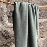 Bamboo Spandex Jersey 235gsm - Made in USA - Olive