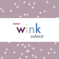 Wink - Regatta - Birch Fabrics - Double Gauze