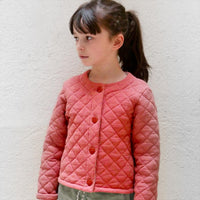Vic Cardigan Sewing Pattern - Unisex 3/12Y - Ikatee