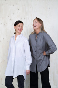 Oversized Shirt Pattern - The Assembly Line