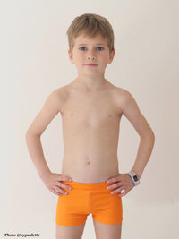 Sebastien Underwear Set & Swimsuit Sewing Pattern - Boy 3/12Y - Ikatee