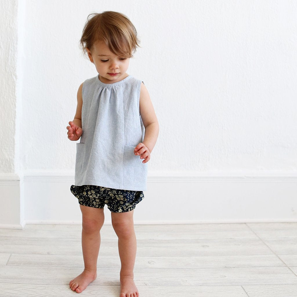 Baby + Toddler Bloomers and Pants - Wiksten - Sewing Pattern