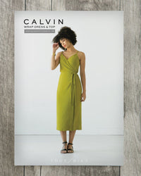 Calvin Dress & Top Sewing Pattern - True Bias