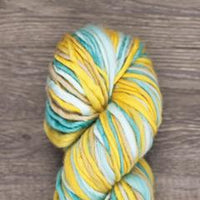Vivace - Super Bulky Wool / Silk Yarn by Cloud9 Fibers - COASTAL BREEZE