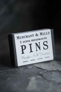 Dressmaking Pins - Merchant & Mills