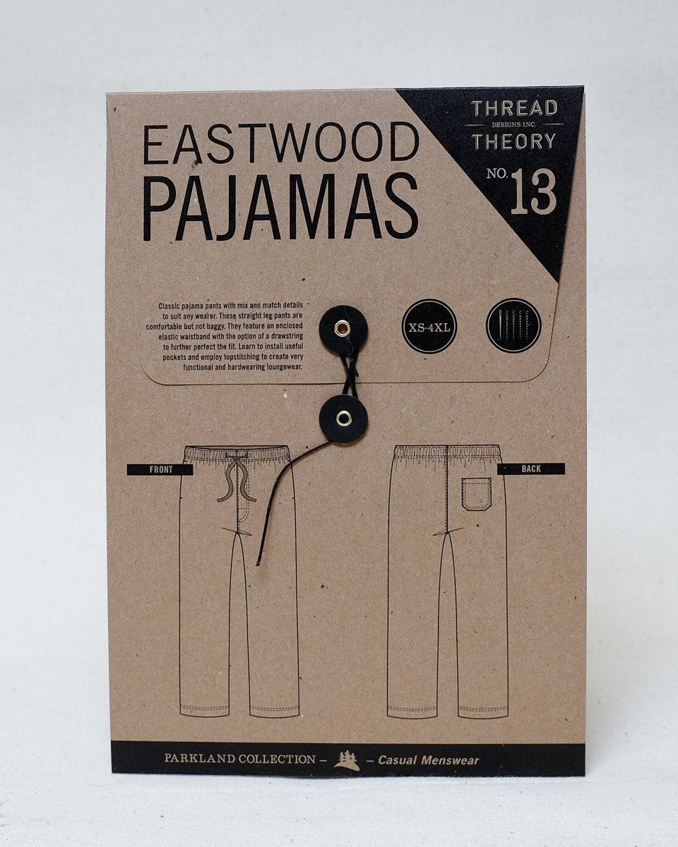 Eastwood Pajamas Pattern - Thread Theory