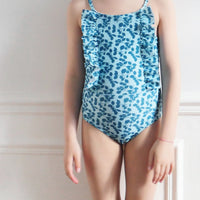 Paulette Swimsuit Sewing Pattern - Girl 3/12Y - Ikatee