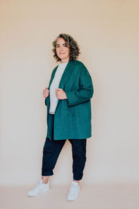 Flynn Jacket Pattern - In The Folds
