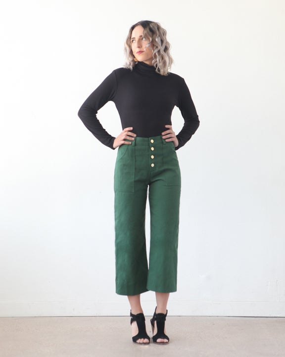 Lander Pants & Short Sewing Pattern - True Bias