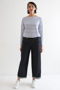 I am ARMOR - Wide-Leg Trouser Pattern -  I AM PATTERNS