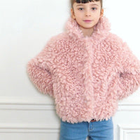 Sam Parka & Jacket Sewing Pattern - Kids Unisex 3/12Y - Ikatee