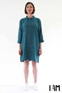 I am LUCIENNE - Shirt, Tunic + Dress Pattern -  I AM PATTERNS