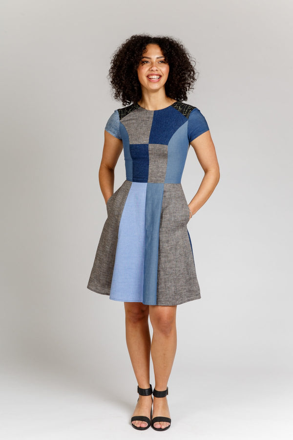 Karri Dress - Megan Nielsen Patterns - Sewing Pattern