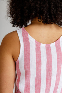 Eucalypt Woven Tank Top and Dress - Megan Nielsen Patterns - Sewing Pattern