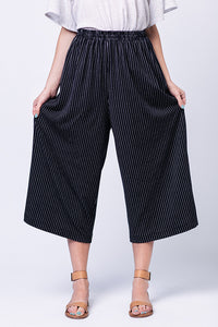 Ninni Elastic Waist Culottes - Named Clothing - Sewing Pattern