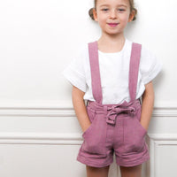 Avana Pants/Shorts Sewing Pattern - Girl 3/12Y - Ikatee
