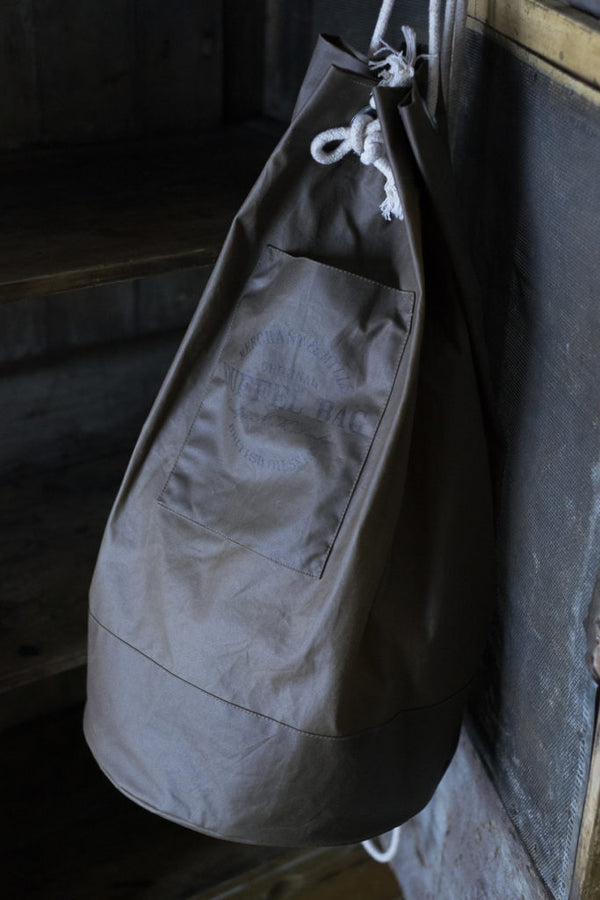 Oilskin Duffel Bag Kit - Merchant & Mills