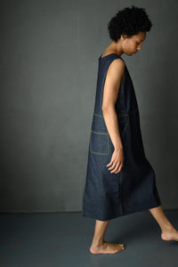 The Whittaker Dress Womens Pattern - Merchant & Mills