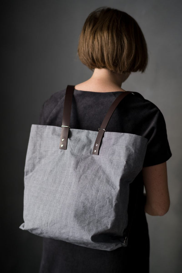 The Costermonger Tote Pattern - Merchant & Mills