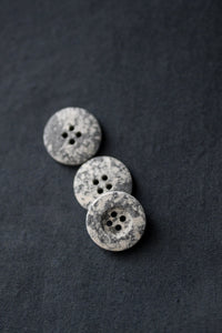 City Snow - Recycled Resin Button - Merchant & Mills - 18mm & 20mm