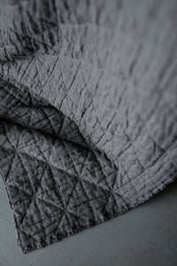 Jacquard Cotton - Arlo Grey - Merchant & Mills