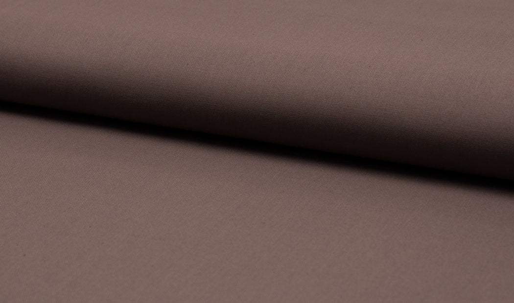 Cotton Poplin - Oeko-Tex® - 256 Taupe