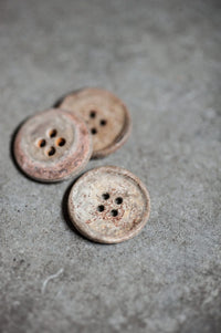 Unearthed - Metal Button - Merchant & Mills - 15mm & 20mm