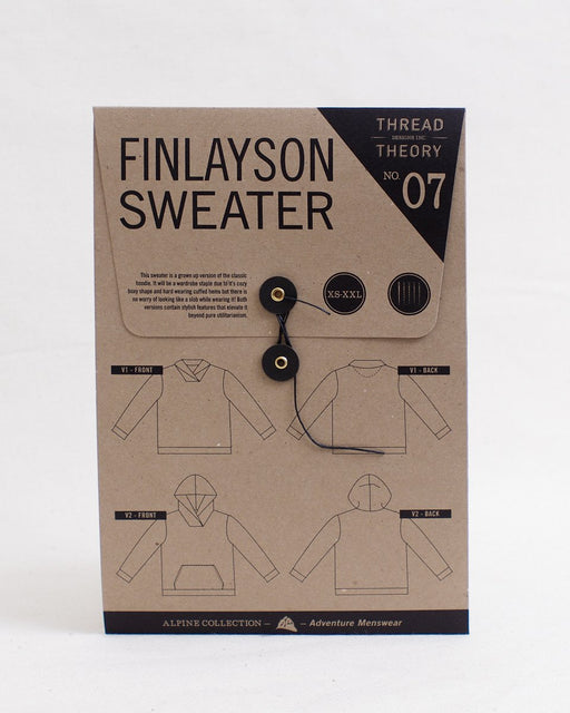 Finlayson Sweater Pattern - Thread Theory