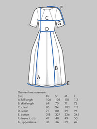 Tulip Dress Pattern - The Assembly Line