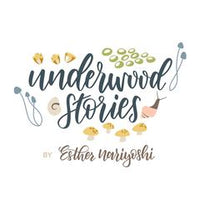 Elfin Saddles - Summer - Underwood Stories - Esther Nariyoshi - Cloud 9 Fabrics - Poplin