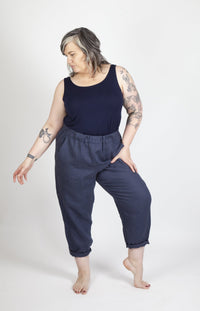 Free-Range Slacks Sewing Pattern - Sew House Seven