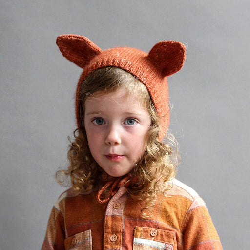 Baby + Child Animal Bonnet - Wiksten - Knitting Pattern