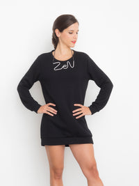 I am APOLLON (Ladies) - Classic Sweatshirt + Dress Pattern -  I AM PATTERNS