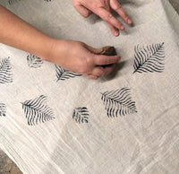 Indigo Blockprinting Kit