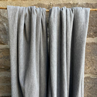 Bamboo Charcoal Stretch Terry