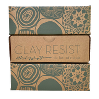 Clay Resist Kit