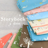 Storyboek Stripe  -  Storyboek Drie - Jay-Can Designs - Birch Fabrics - Knit