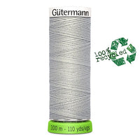 Recycled Polyester / rPET Sewing Thread - 100m - 50 Colors