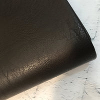 Vegan Leather - Vintage - Dark Brown