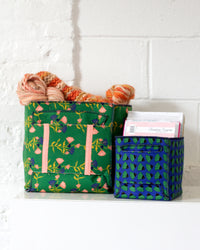 Fierce Green - Dragons & Lanterns - Kate Merritt - Cloud 9 Fabrics - Poplin