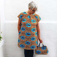 Hilda Tunic Pattern - SewGirl UK