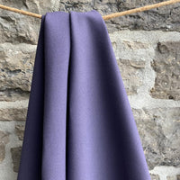 Organic Cotton Canvas 12oz - Grape
