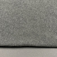 Organic Cotton Waffle / Thermal 260gsm - Granite 15